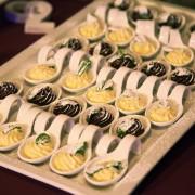 Süßspeisen als Catering Nachtisch