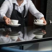 Ein italienischer Café direkt vom Barista