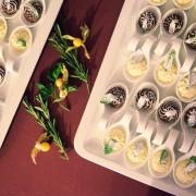 Desserts vom Partyservice