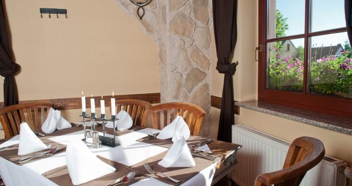 Gemütlichkeit und Genuss im italienischen Restaurant